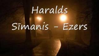 Haralds Sīmanis Ezers