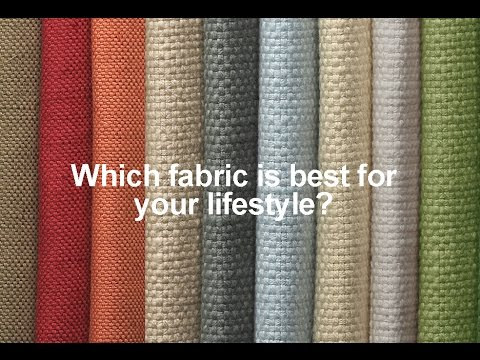 What is the best fabric for your life style-Furniture store in