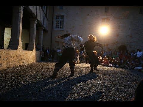 La Parade des 5 Sens investit l'Abbaye d'Arthous