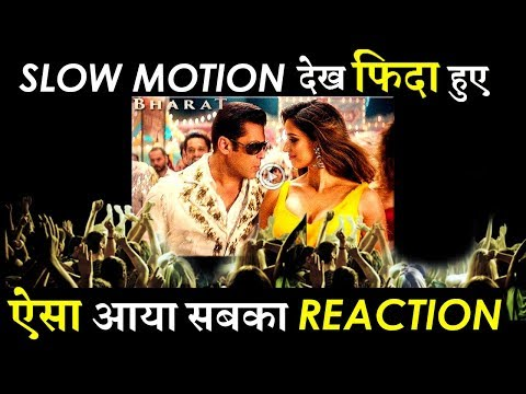 BHARAT: Salman Khan and Disha Patani's Slow Motion Song Wins People Hearts!