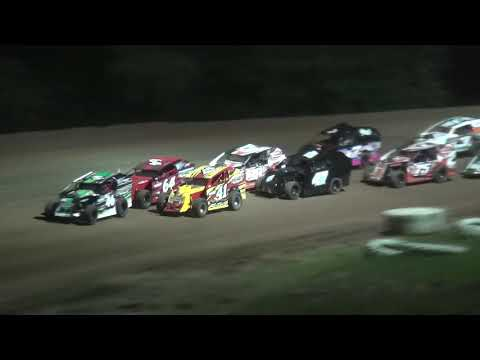 Central Missouri Speedway 6 9 19 Mains