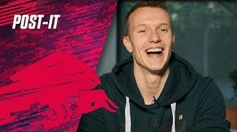 Post-it: Lukas Klostermann im Fan Interview!