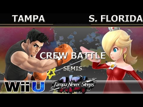 Tampa vs. South Florida - Crew Battle Semis - TNS7