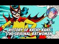 History of Kathy Kane - The Original Batwoman