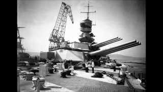 Battleship Roma - Corazzata Roma - Schlachtschiff Roma