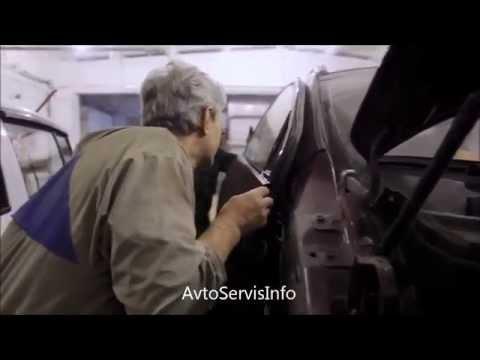 Кузовной ремонт и покраска в Екатеринбурге AvtoServisInfo