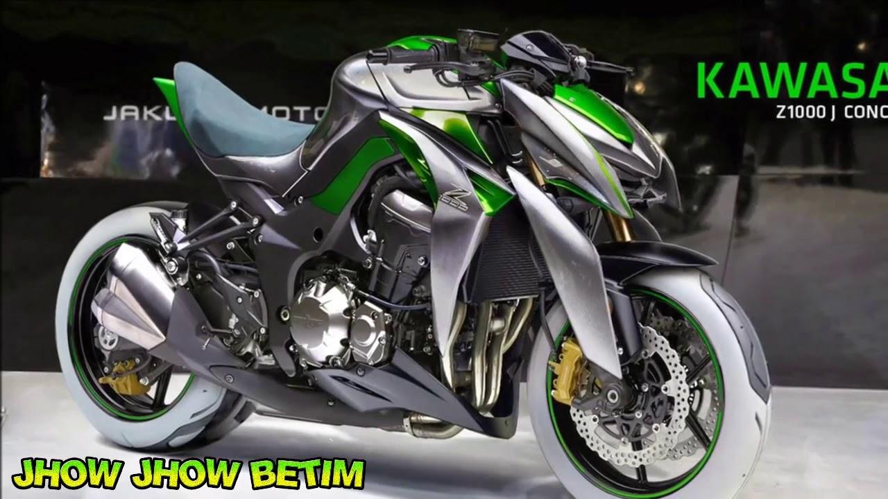 Kawasaki presenta due novità: Ninja 125 e Z125