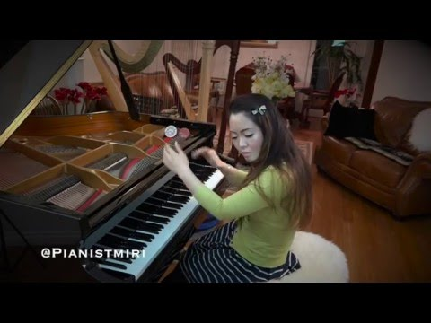 One Direction - History | Piano Cover by Pianistmiri 이미리