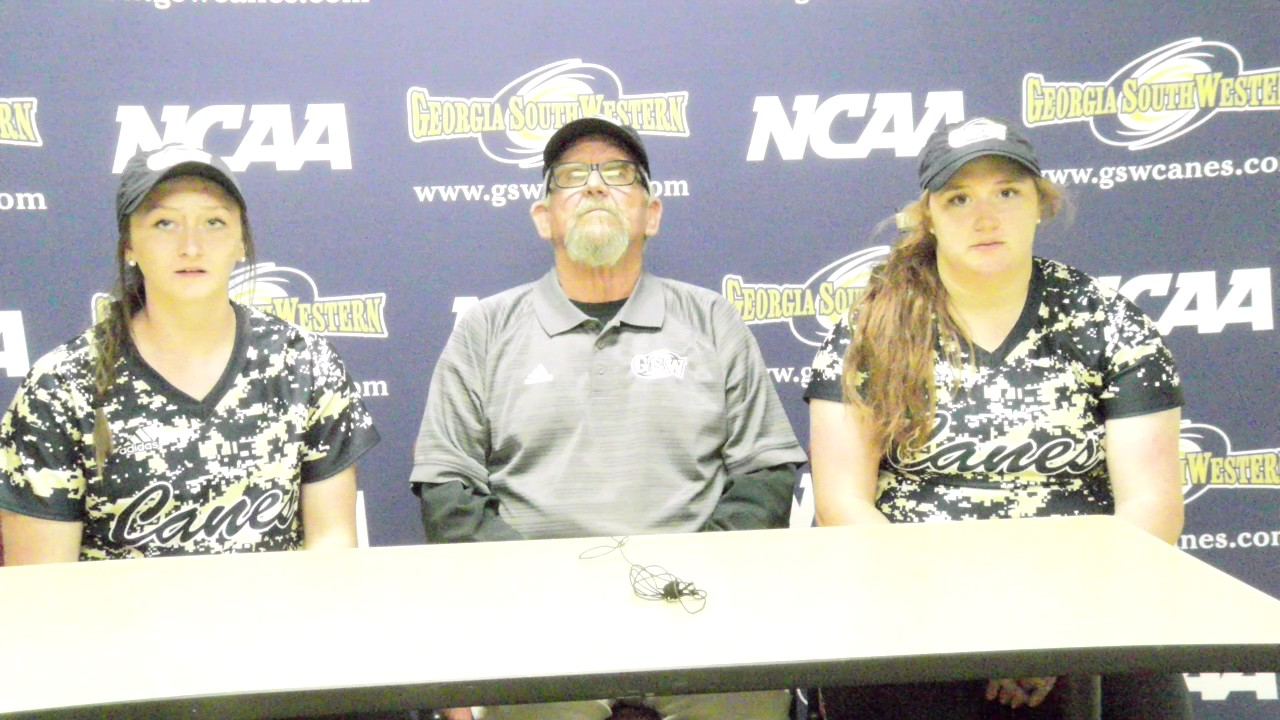 Tusculum Post Game Interview with Softball - YouTube