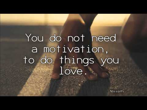 Why you don't need motivation ? Must watch.
