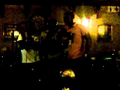 the spartan Wolfpack Karaoke night