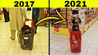 My Shoping Style From 2017 To 2021😛🔥