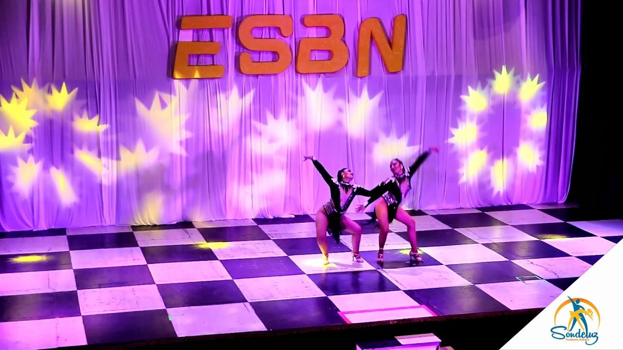 Michelle Lozada y Melany Galeano - ESBN