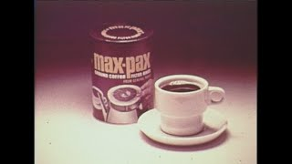 Gambar cover Max-Pax Coffee - coffee in a coffee filter ring