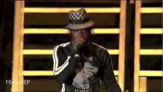 Black Eyed Peas - Let's Get It Started (FAST VERSION) live .......[Let's Get Retarded]