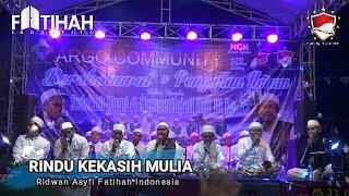 Gambar cover RINDU KEKASIH MULIA Ridwan Asyfi Fatihah Indonesia