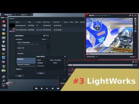 5 Software Gratis Terbaik  untuk Edit  Video !!!!!