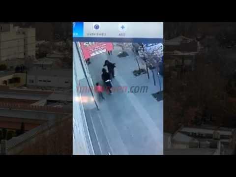 Brutal agresión a una mujer en el centro a plena luz del día