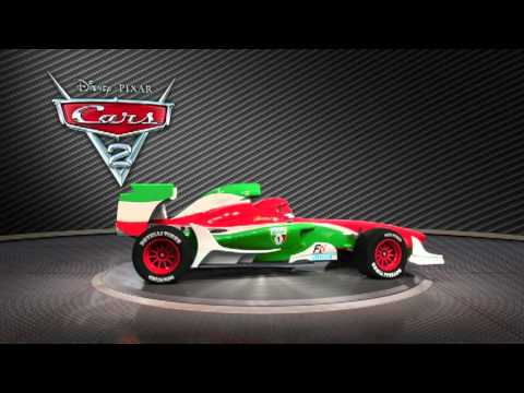 Cars 2: Francesco Bernoulli Videos De Viajes