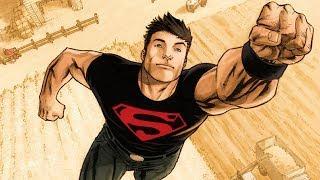 超人的複製體【超級小子】_人物介紹懶人包(Superboy)52
