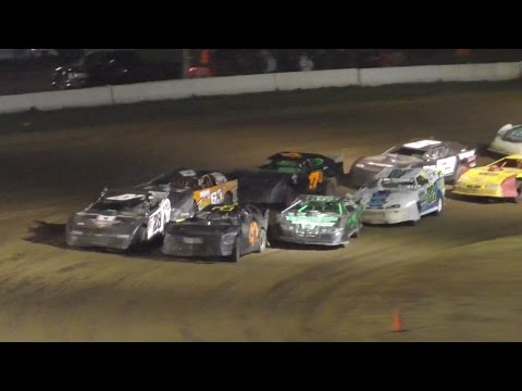 Street Stock Feature | McKean County Raceway | Fall Classic | 10-14-16
