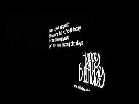 38th Birthday Wishes Funny 38 Year Old Quotes Youtube