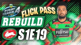 Rugby League Live 4 - REBUILD S1E19 - MIRACLE PASS!