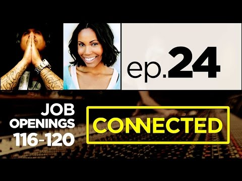 #CONNECTED 24 | Film Job in Orlando, Audio Jobs in Nashville and Chicago
