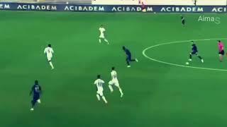 Debut Pertama mesut Ozil untuk Fenerbahce Turkey Super Lig 2021
