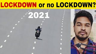 Lockdown or No Lockdown in 2021? | Tamil | Madan Gowri | MG