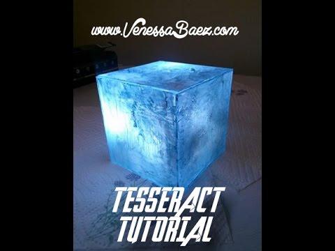 DIY Tesseract Tutorial - How To Video