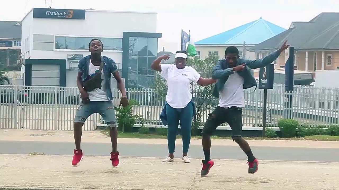 ewee by reis fernando (nigerian dance video)