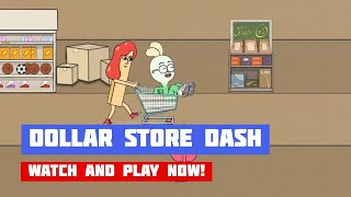 Apple & Onion: Dollar Store Dash · Game · Gameplay