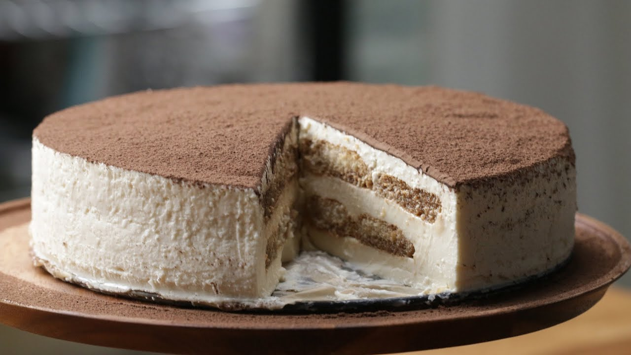maxresdefault - Tiramisu Cheesecake