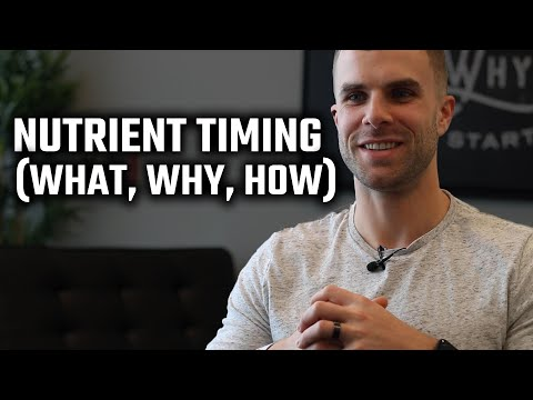 Unlock More Performance Gains With Nutrient Timing