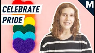 Newly Out? Here's How To Celebrate Your First Pride | Mashable Explains