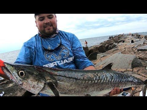 JETTY KING!!! | Fishing The Port Aransas Jetty