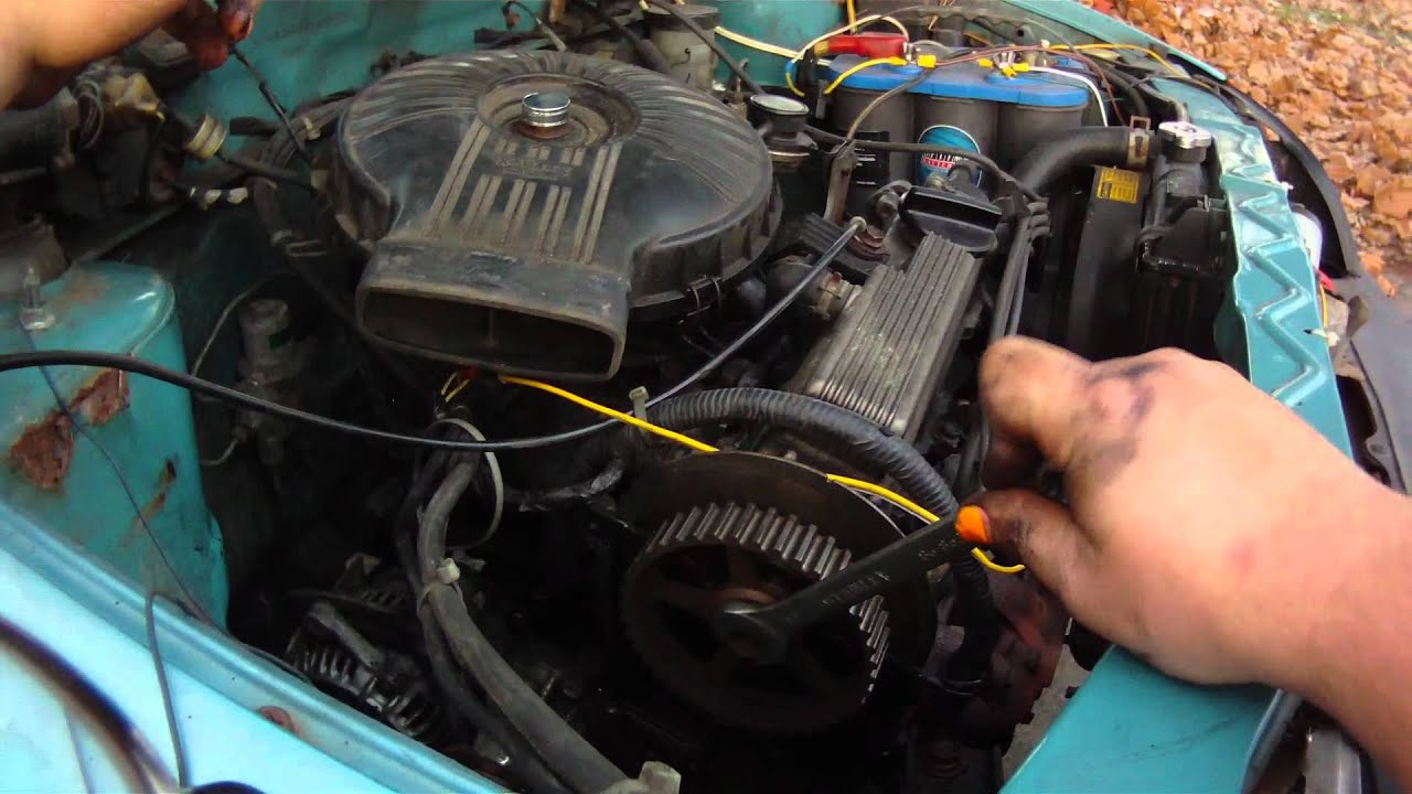 Metro Timing Belt Part 1  YouTube