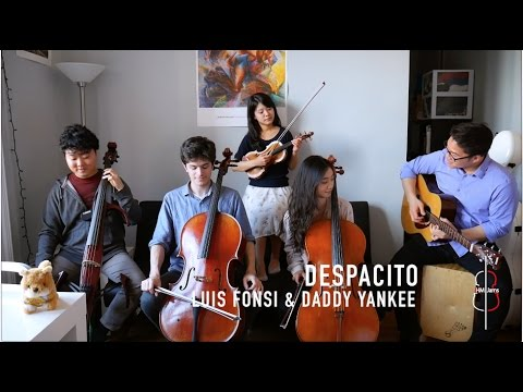 DESPACITO | Luis Fonsi + Daddy Yankee || JHMJams Cover No.137