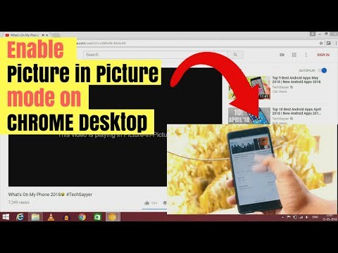 How to use PIP mode on Youtube in Chrome Desktop