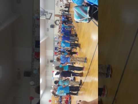 Veteran's Day New Georgia Elementary School 11-11-16