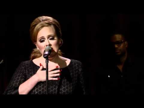 Adele - Take It All (Live) Itunes Festival 2011 HD