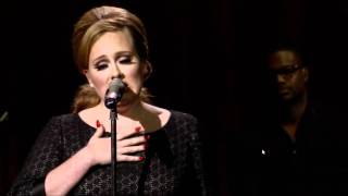 Adele - Take It All (Live) Itunes Festival 2011 HD thumbnail