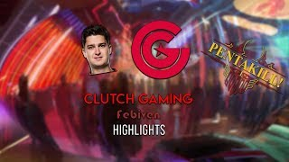Video Clutch Gaming Febiven Highlights | 2018 Spring NA LCS download MP3, 3GP, MP4, WEBM, AVI, FLV Agustus 2018