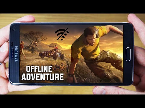 Top 6 OFFLINE ADVENTURE GAMES For Android 2019 😱