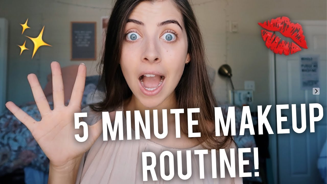 5 MINUTE MORNING ROUTINE!