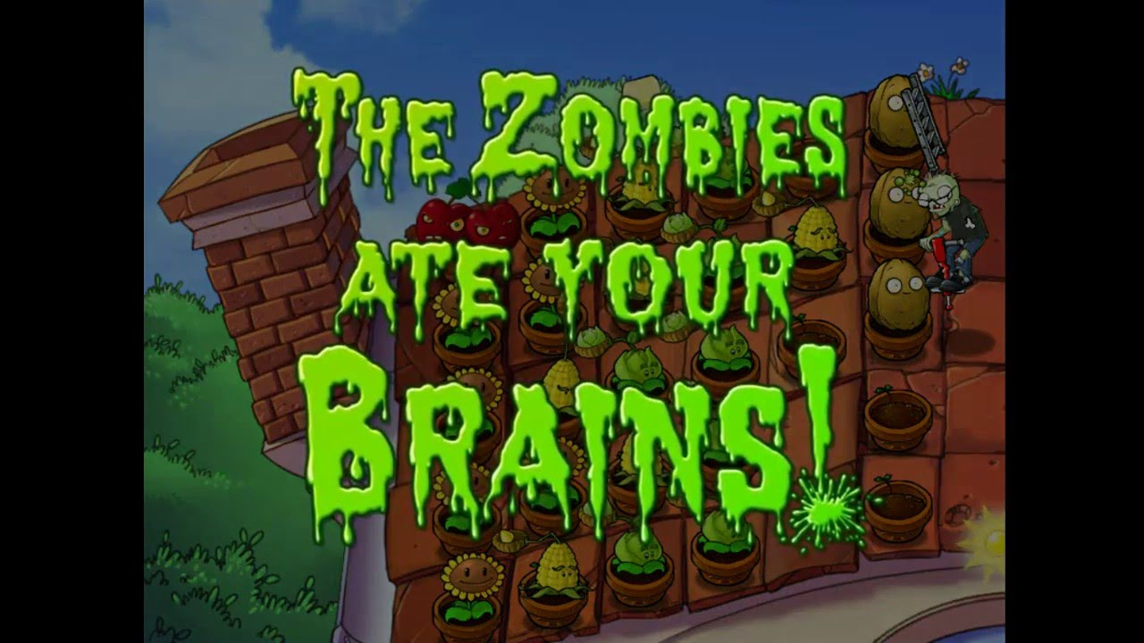 Plants Vs Zombies Games