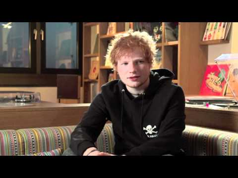 Ed Sheeran Official Interview (HQ) Part 2