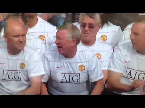 Alex Ferguson tribute soccer am