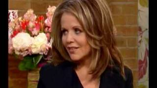 """This Morning"" talk show on ITV -- Renée Fleming"